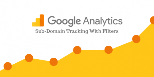 Google Analytics Sub Domain Tracking